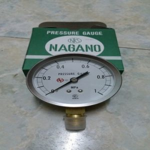 VianPool (Tiếng Việt) Đồng hồ áp suất Itokoki - Nhật Bản