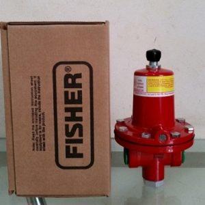 VianPool (Tiếng Việt) Van giảm áp cấp 1 Fisher (105kg/h)