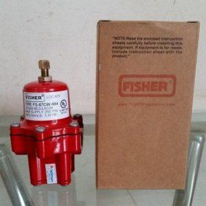 VianPool (Tiếng Việt) Van giảm áp cấp 1 Fisher (15kg)