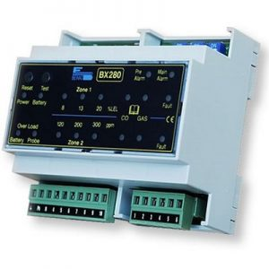 VianPool (Tiếng Việt) Tủ điều khiển 2 đầu dò gas phòng nổ (BeiNat - Ý)