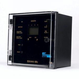 VianPool (Tiếng Việt) Tủ điều khiển 4 đầu dò gas phòng nổ (BeiNat - Ý)