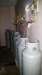 VianPool GAS CLEANING SYSTEM - CJ Vietnam Cake Company