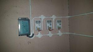 Bộ điều khiển trung tâm hệ thống cảnh báo gas rò rỉ