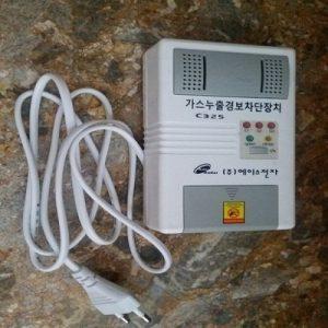 VianPool (Tiếng Việt) Tủ điều khiển dân dụng 3 đầu dò gas