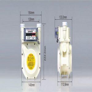 VianPool (Tiếng Việt) Đồng hồ lưu lượng G2.5 - Keuk Dong - Korea