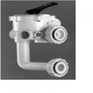 VianPool 6-door valve (with filter)