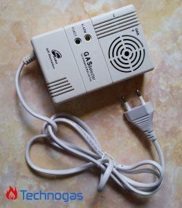 VianPool (Tiếng Việt) Đầu dò gas dân dụng GRD-2000AC - ACE - Hàn Quốc