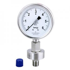 VianPool (Tiếng Việt) Đồng hồ áp suất dạng màng - GB - Pháp