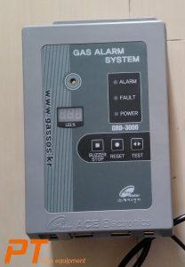 (Tiếng Việt) Tủ điều khiển 1 đầu dò gas chống nổ GRD-3000 - ACE - Hàn Quốc