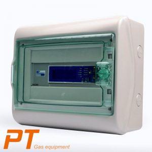 (Tiếng Việt) Tủ điều khiển 8 đầu dò gas chống nổ BX-308 - BeiNat - Ý