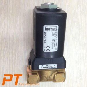 (Tiếng Việt) Van điện từ 6213A - BurKert - Đức