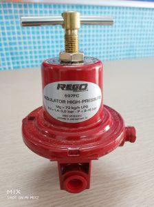 (Tiếng Việt) Van giảm áp cấp 1 (73kg/h), Rego 597FC - Mỹ