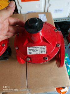 VianPool (Tiếng Việt) Van giảm áp cấp 1, ALFA 35AP - Coprim - Ý