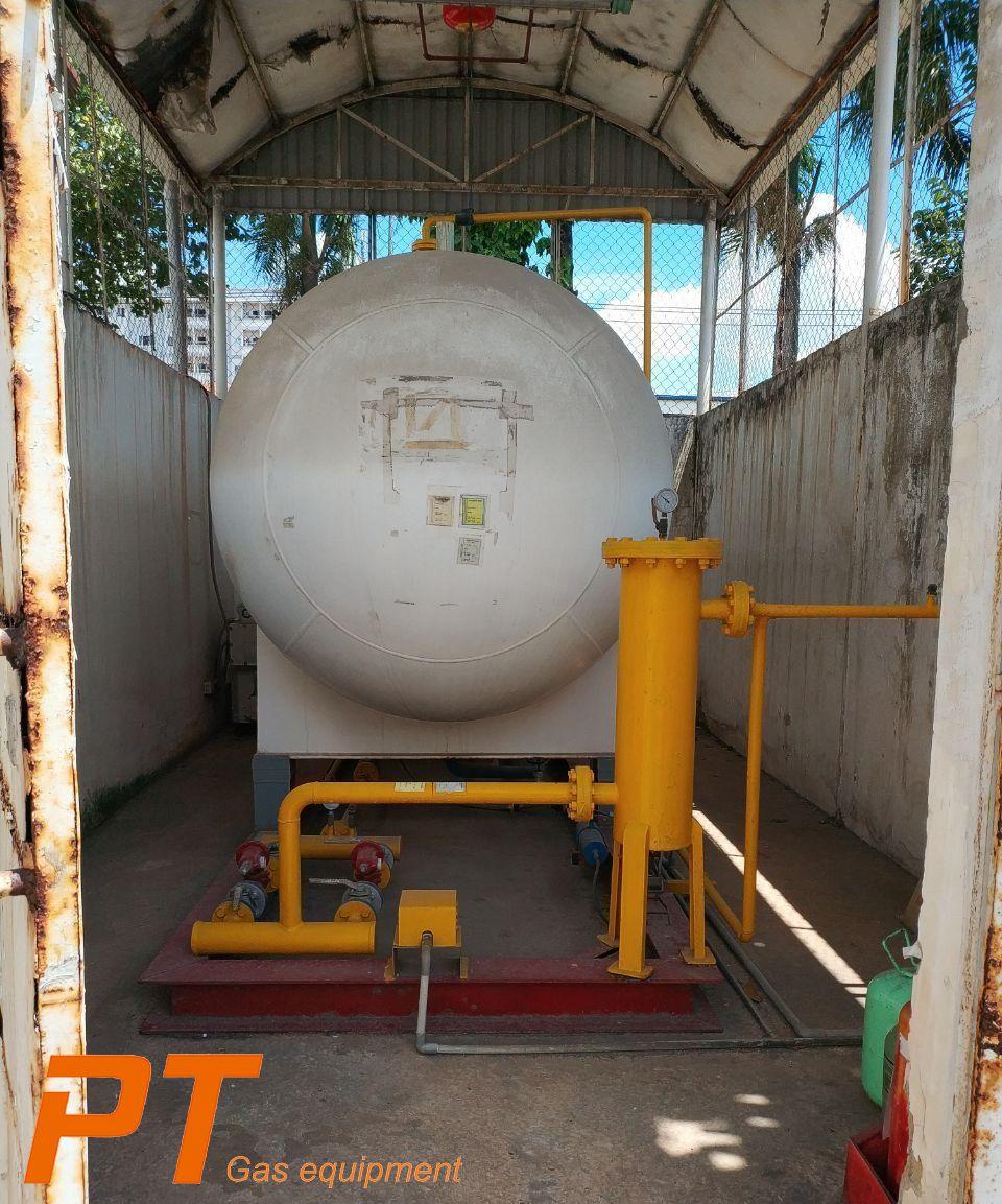 VianPool (Tiếng Việt) Nội dung toàn văn Tiêu chuẩn Việt Nam TCVN 7441:2004 về hệ thống cung cấp khí dầu mỏ hóa lỏng (LPG) tại nơi tiêu thụ - Yêu cầu thiết kế, lắp đặt và vận hành