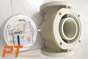 Đồng hồ đo lưu lượng gas EQZ Q400 - Elgas - Czech