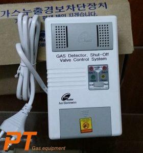 (Tiếng Việt) Tủ điều khiển 2 đầu dò gas dân dụng GRC-1525 (2C) - ACE - Hàn Quốc