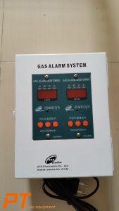 (Tiếng Việt) Tủ điều khiển 2 đầu dò gas chống nổ GRD-4800 - ACE - Hàn Quốc