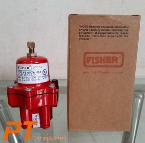 Van giảm áp cấp 1(15kg), 67CW-684 - Fisher - Mỹ