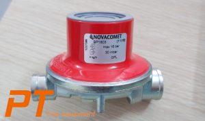 (Tiếng Việt) Van giảm áp cấp 1(4kg/h) BP-1803, Novacomet - Ý