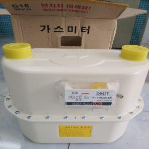 Đồng hồ đo lưu lượng G16 - Deam Young - Hàn Quốc