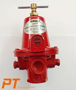 (Tiếng Việt) Van giảm áp cấp 1 (147kg/h) Rego 1584VN - Mỹ