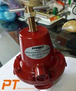 (Tiếng Việt) Van giảm áp cấp 1 (230kg/h) Rego 1588VN - Mỹ