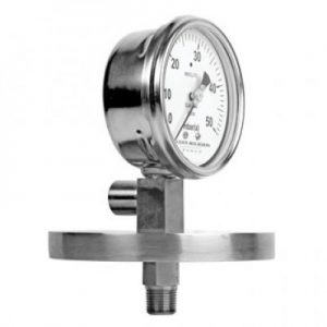 (Tiếng Việt) Đồng hồ áp suất tuyệt đối dạng màng - GB Pháp