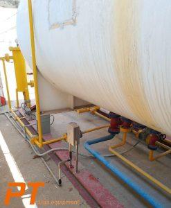 VianPool (Tiếng Việt) Thi công lắp đặt bộ báo rò rỉ gas công nghiệp (GS-100M và SGM595/A GPL) BeiNat - Ý tại Nhà Máy Sữa Friesland Campina Việt Nam - Bình Hòa - Thuận An - Bình Dương
