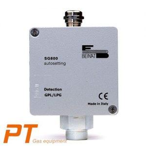 Đầu dò khí Chlorine SG800clo- Beinat - Ý