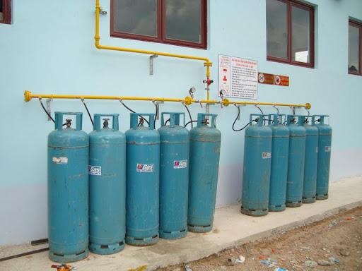 VianPool (Tiếng Việt) Các thiết bị cần thiết cho hệ thống gas công nghiệp, Bếp nhà hàng