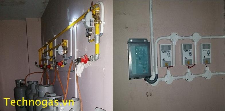 VianPool (Tiếng Việt) Cung cấp lắp đặt hệ thống cảnh báo gas rò rỉ nhà hàng, Bếp công nghiệp